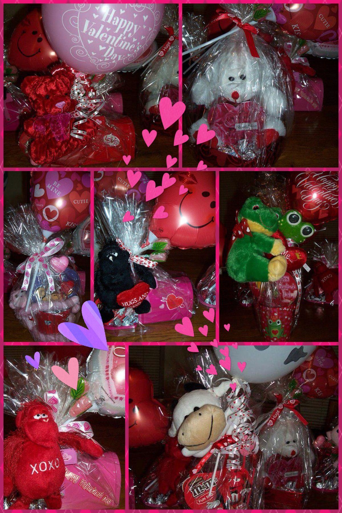 valentine sweet bouquet