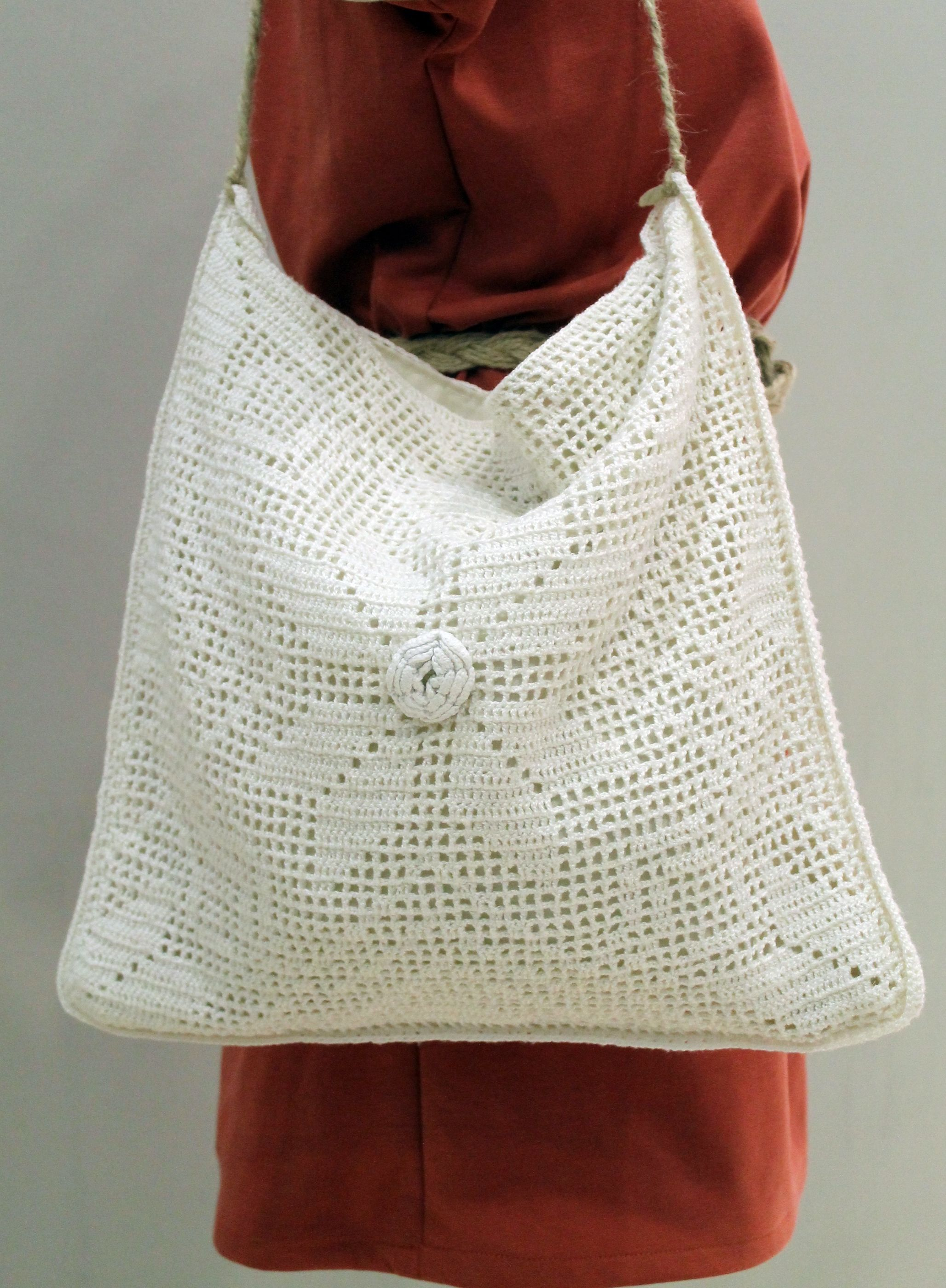 Crochet Bags Pinterest : Pin it Like Image