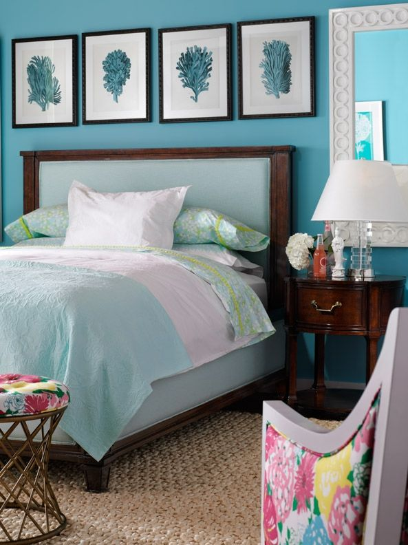 Lilly Pulitzer Our Bedroom Ideas Pinterest