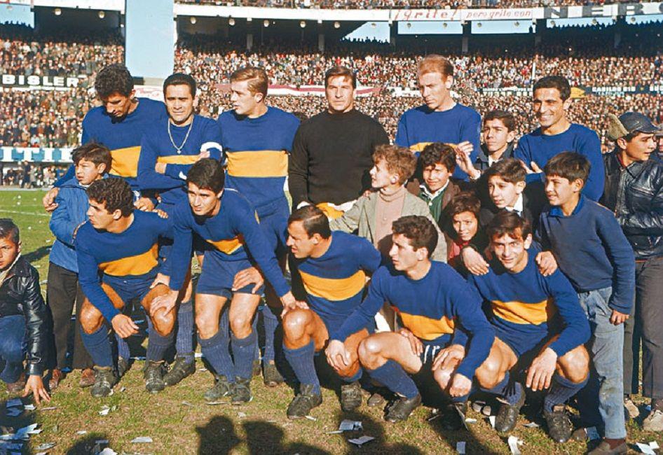 CLUB ATLÉTICO BOCA JUNIORS. 1965. | FÚTBOL VINTAGE & RETRO | Pintere ...