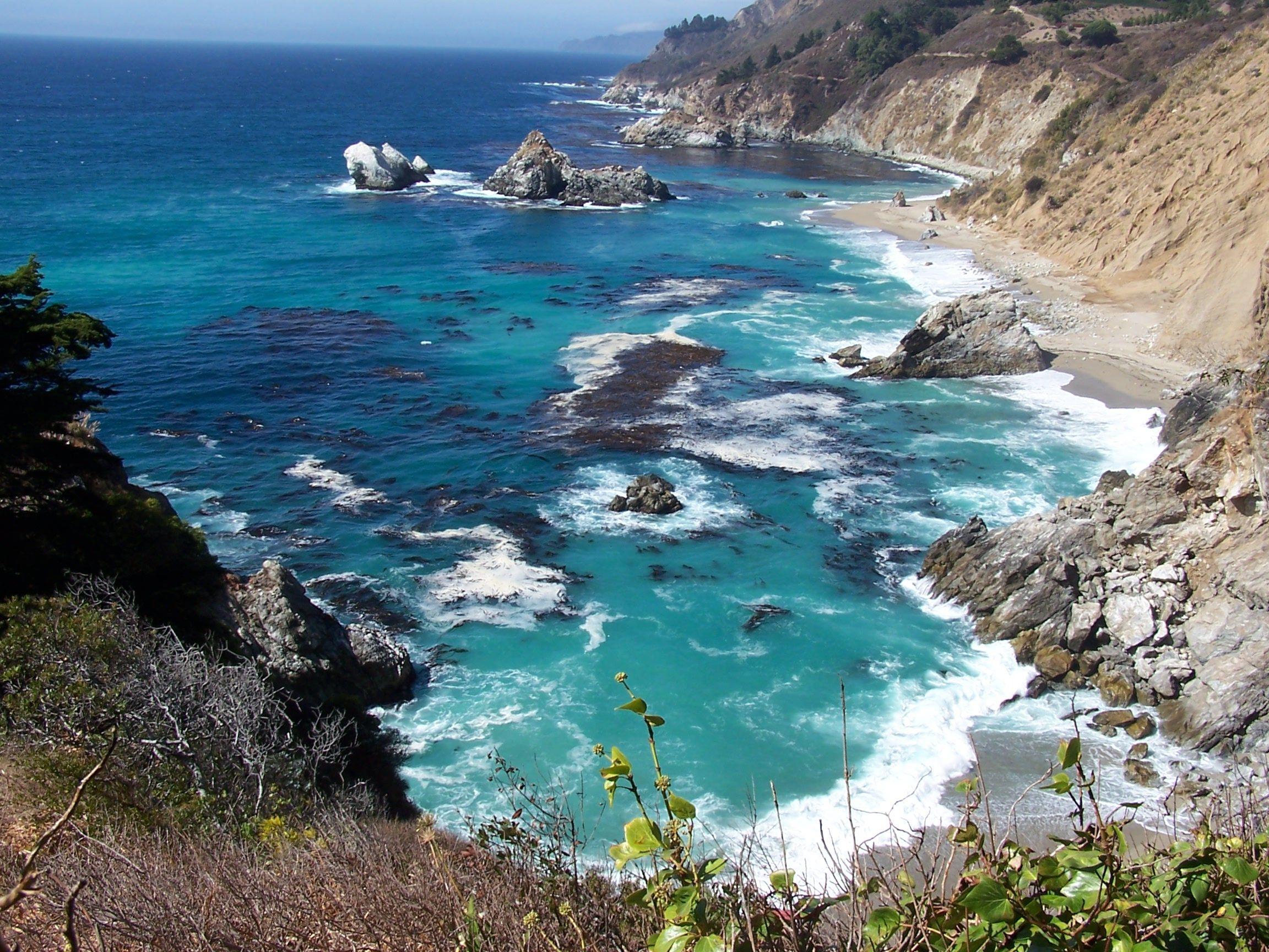 Big Sur Coast Places To Visit In California Pinterest