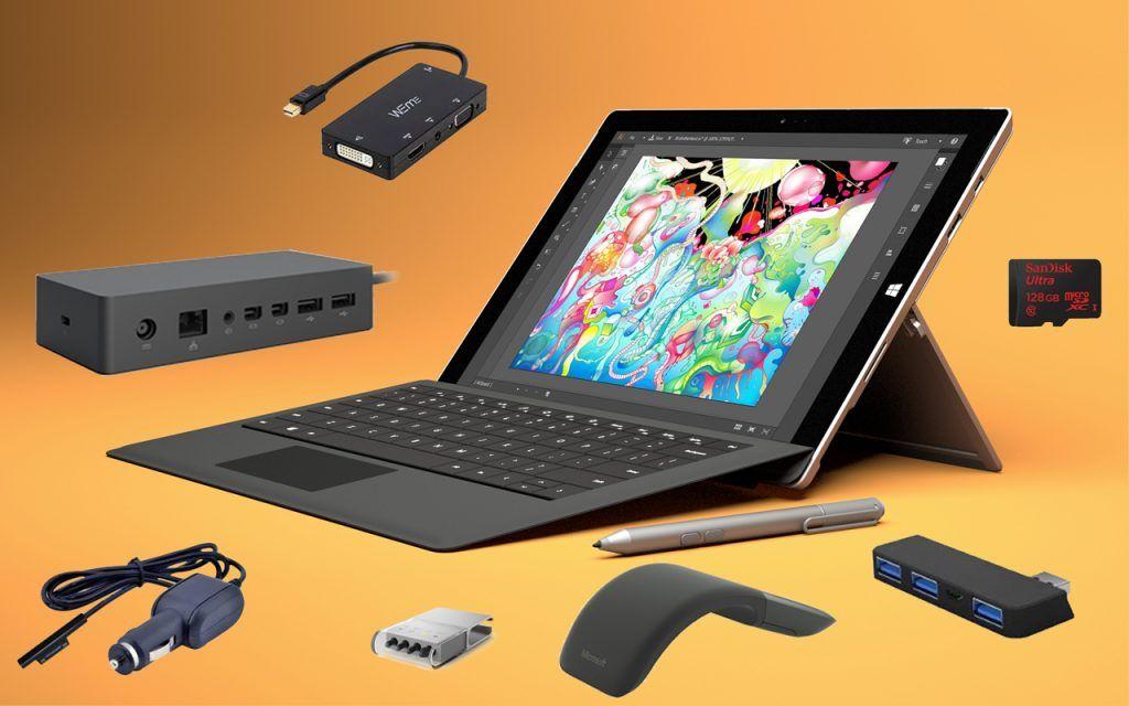 Benutzerhandbuch microsoft surface pro 4