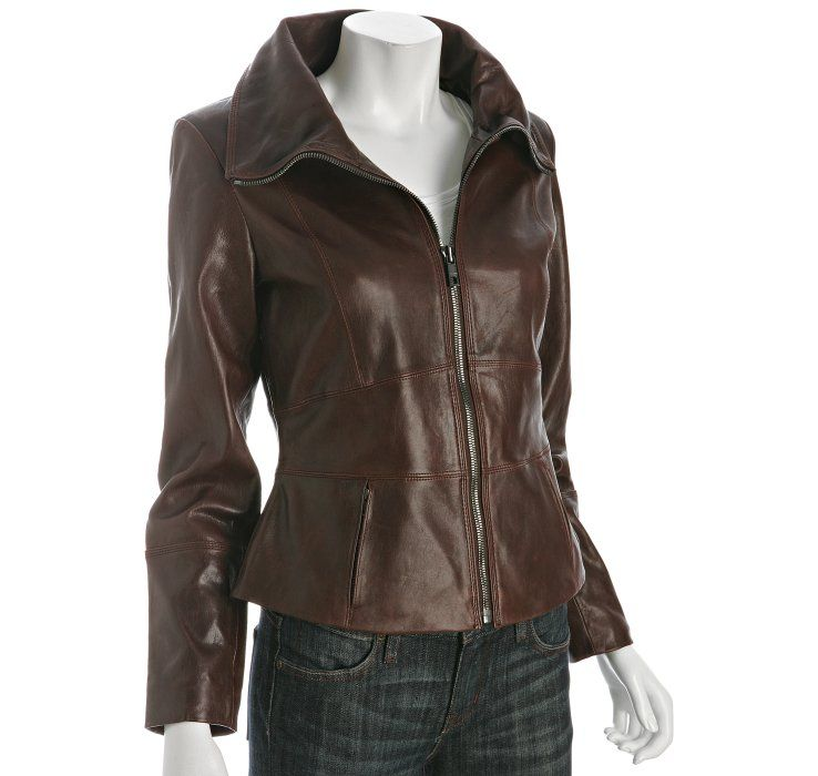 Outerwear Long sleeve PU Leather Jackets Women M 4XL from Reliable