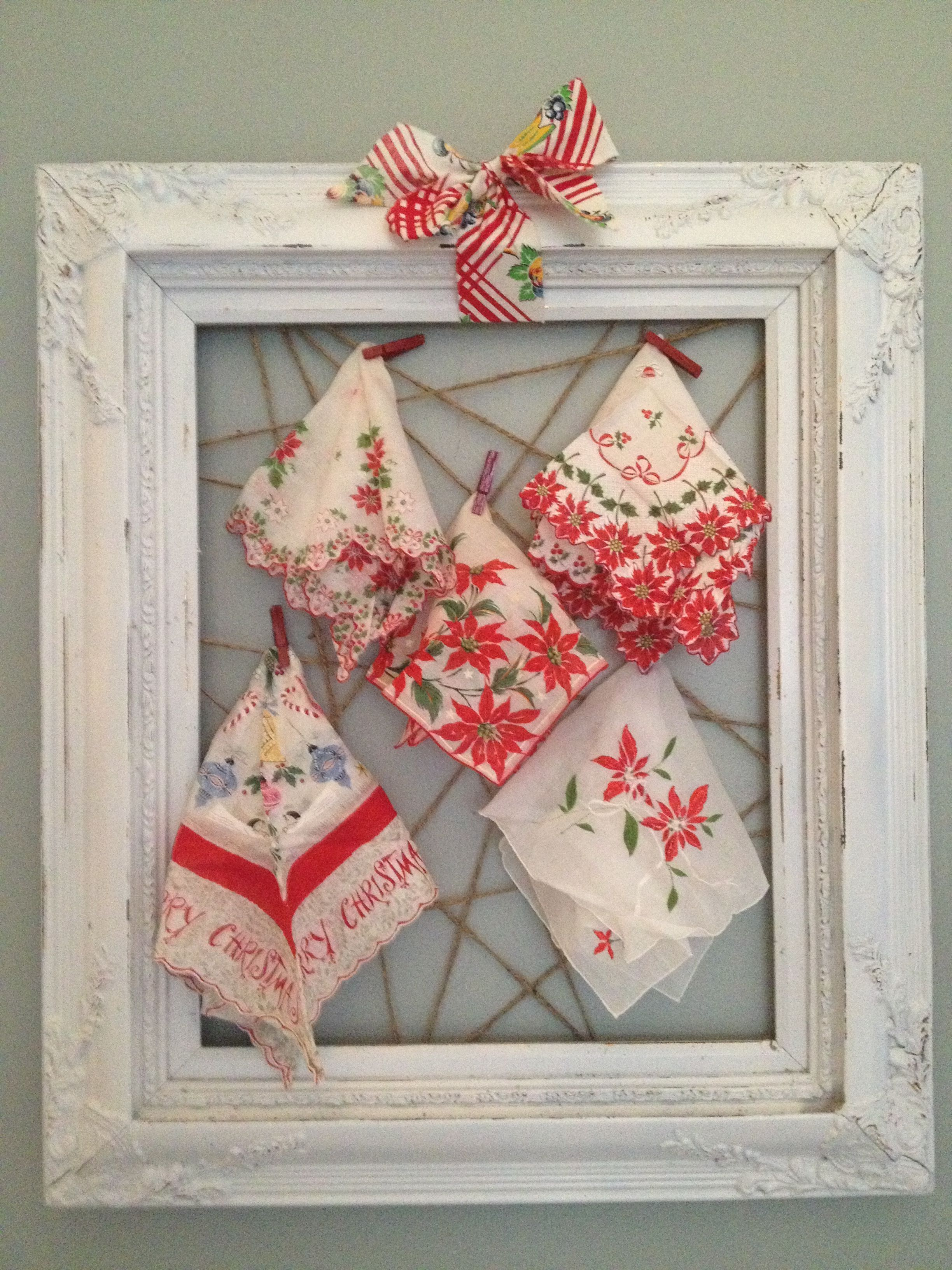 vintage frame bulletin board love to make this
