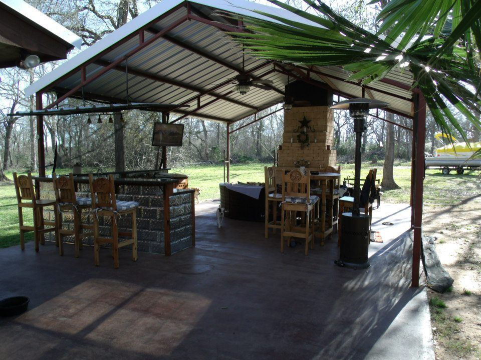 backyard pavilion house ideas pinterest