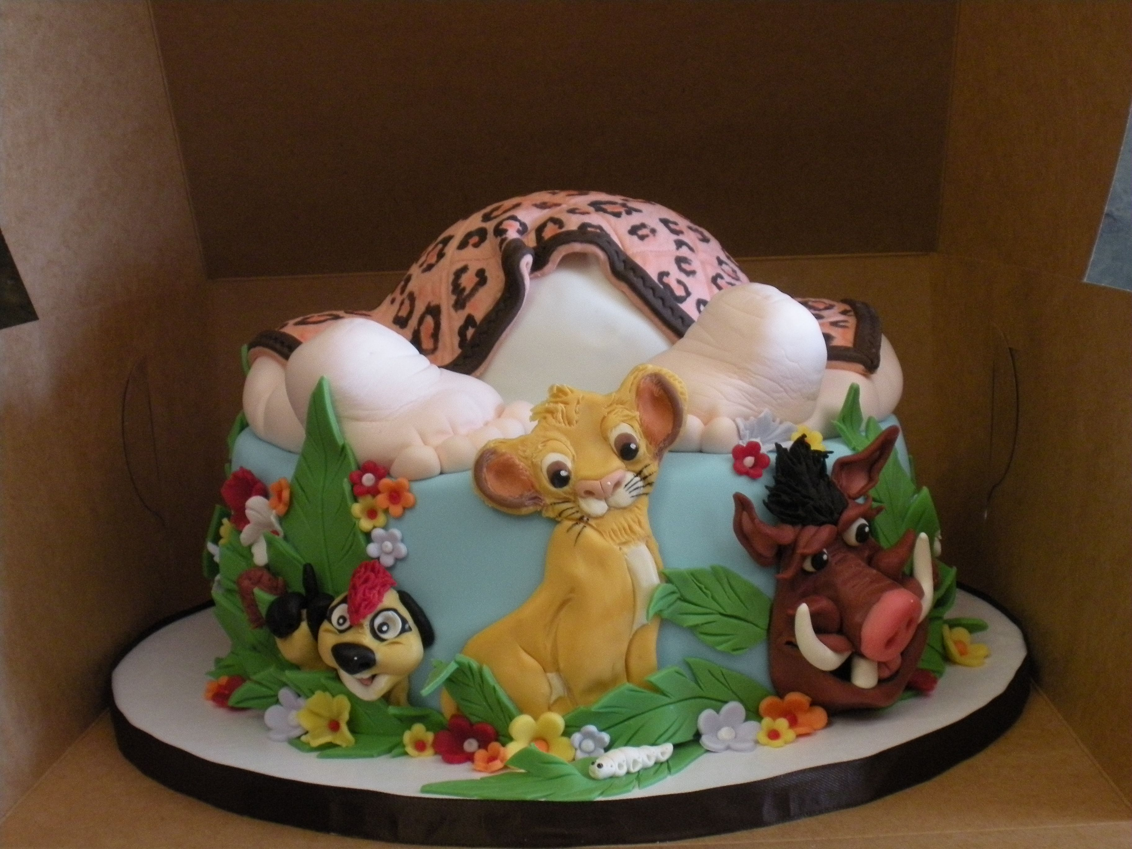 lion king theme baby shower cute ideas pinterest