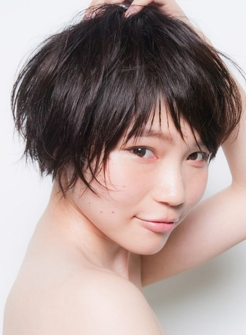髪型 ザクザク
