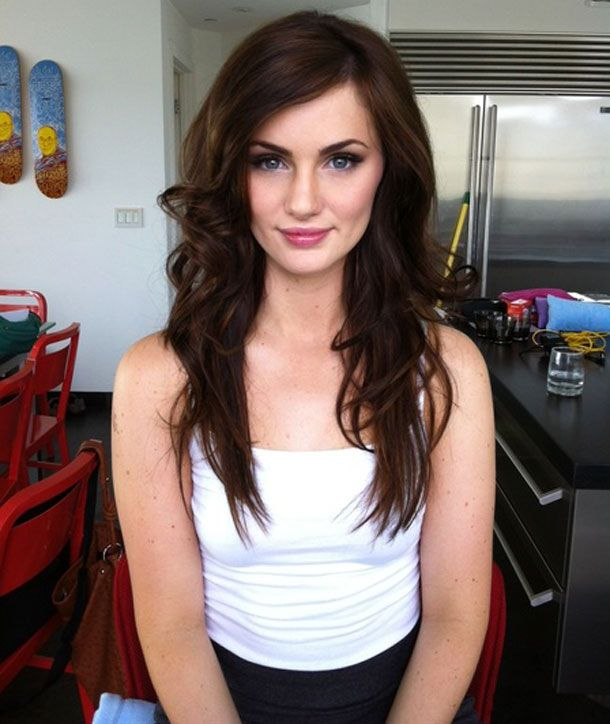 Alluring brunette babe Lily Carter showcasing her amazing fanny № 888559  скачать