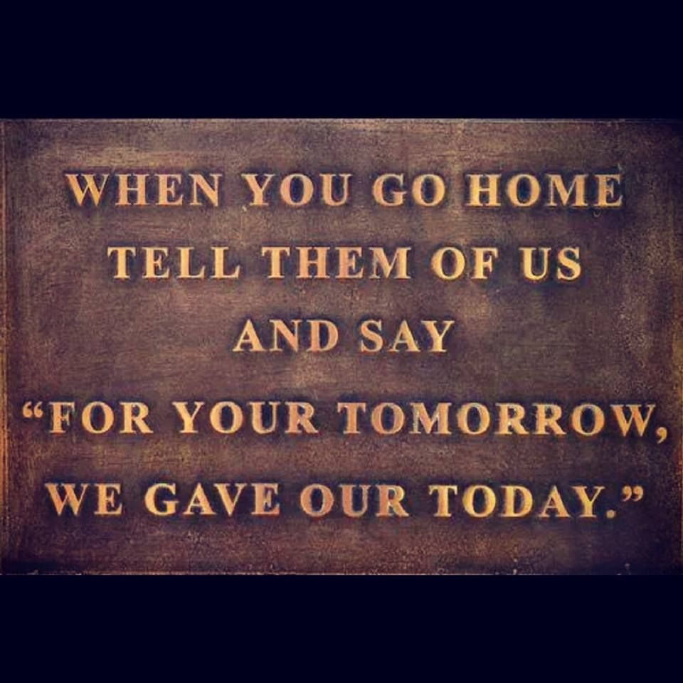 ANZAC DAY 25th April Quotes Pinterest