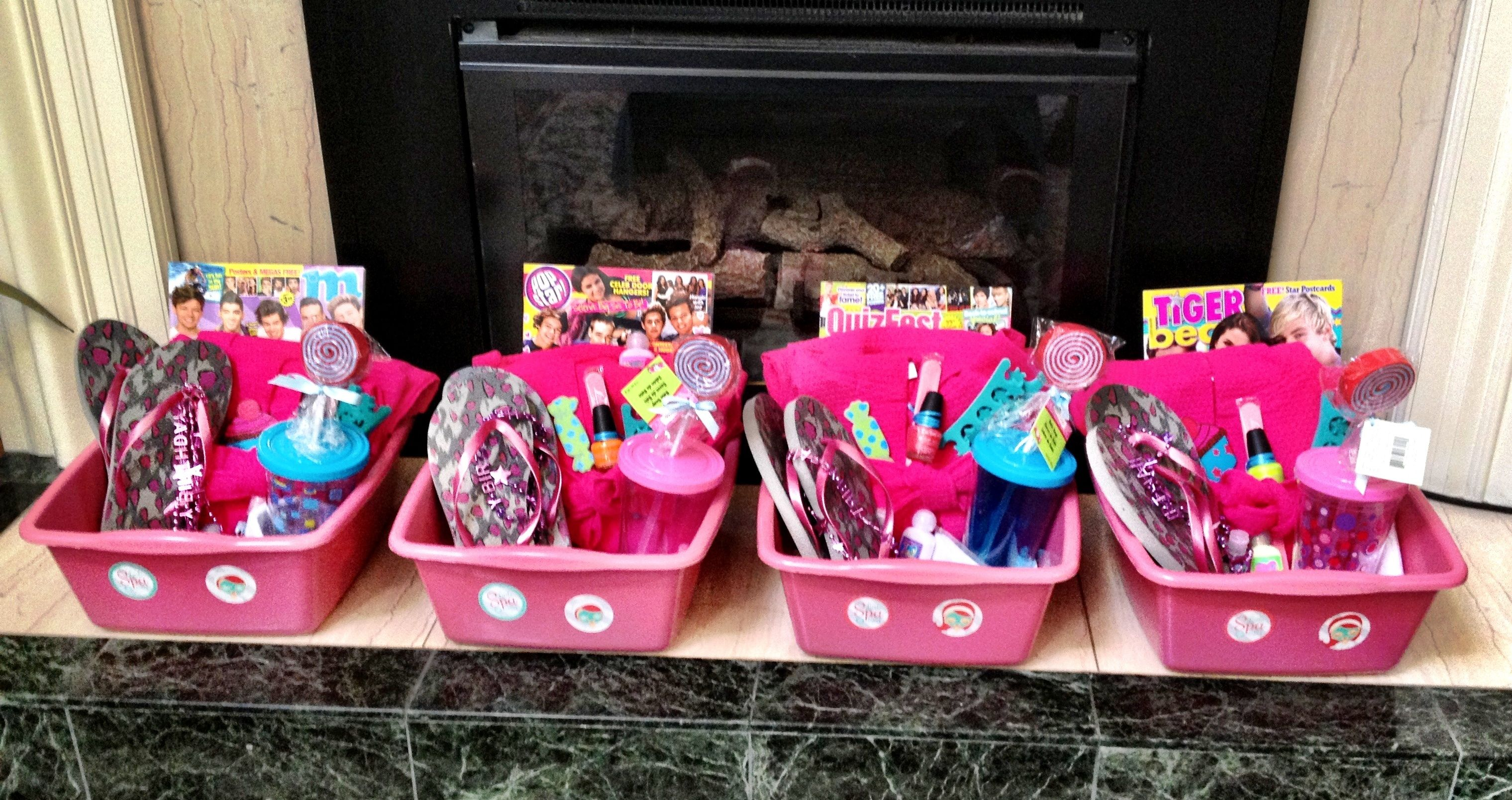 Spa Party Favors Spa Party Pinterest