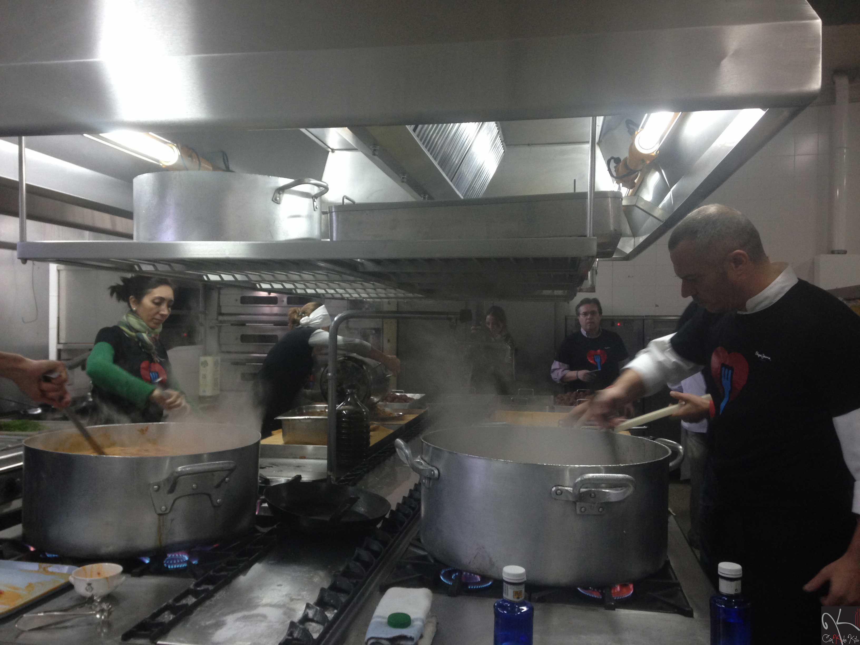 Evento conkdekilo p gina 2 - Escuela de cocina paco amor ...