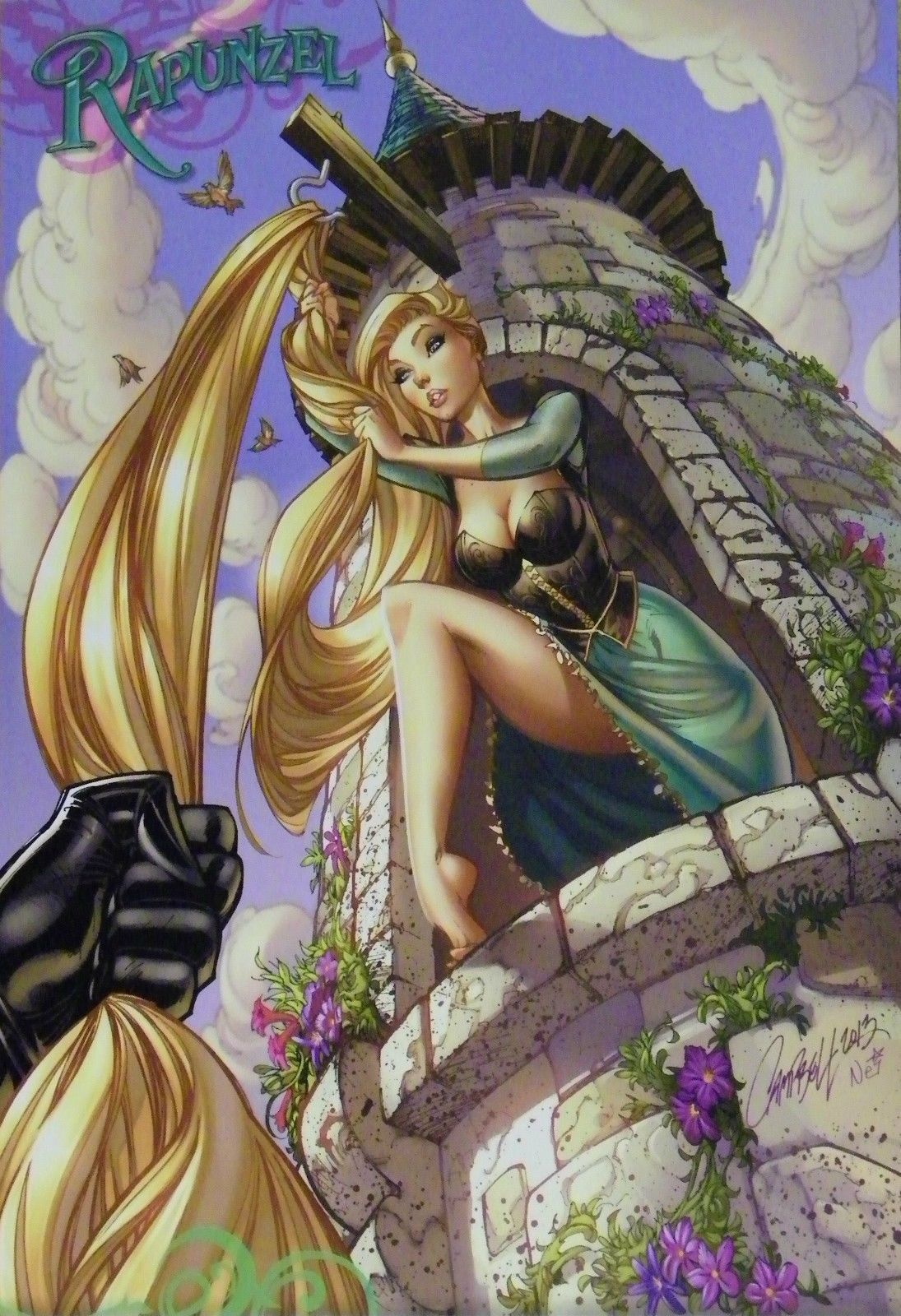Non nude young fairy adult comic
