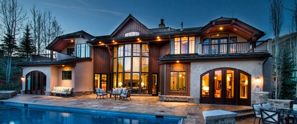 All Exclusive Luxury Home In Aspen Dream Houses Pinterest