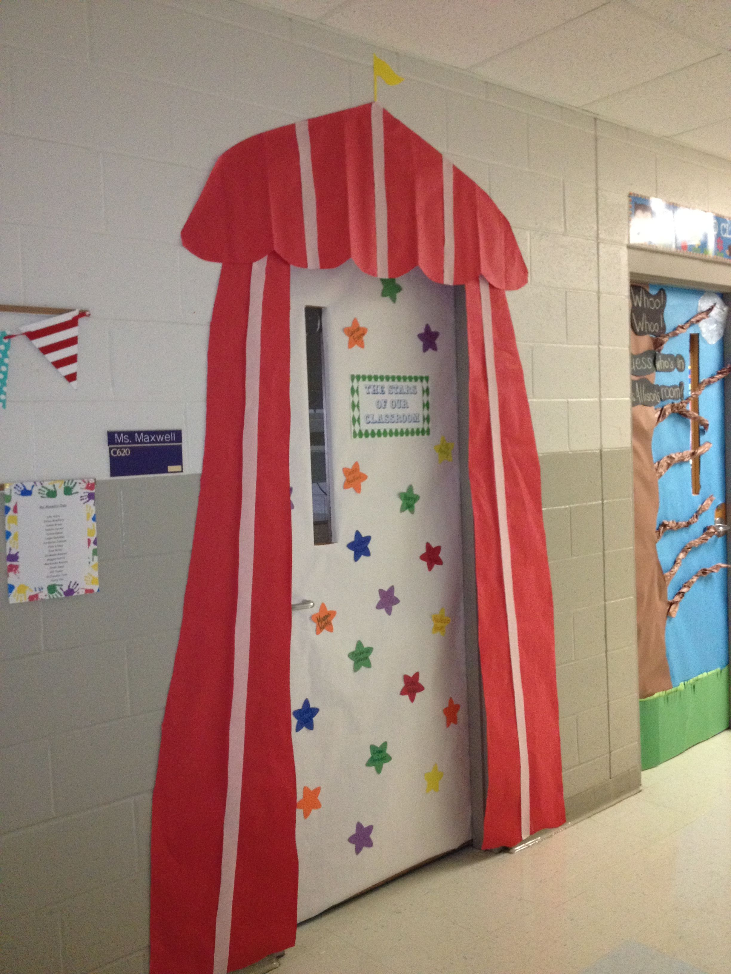Circus Classroom Decoration Ideas : Images about classroom themes circus carnival on