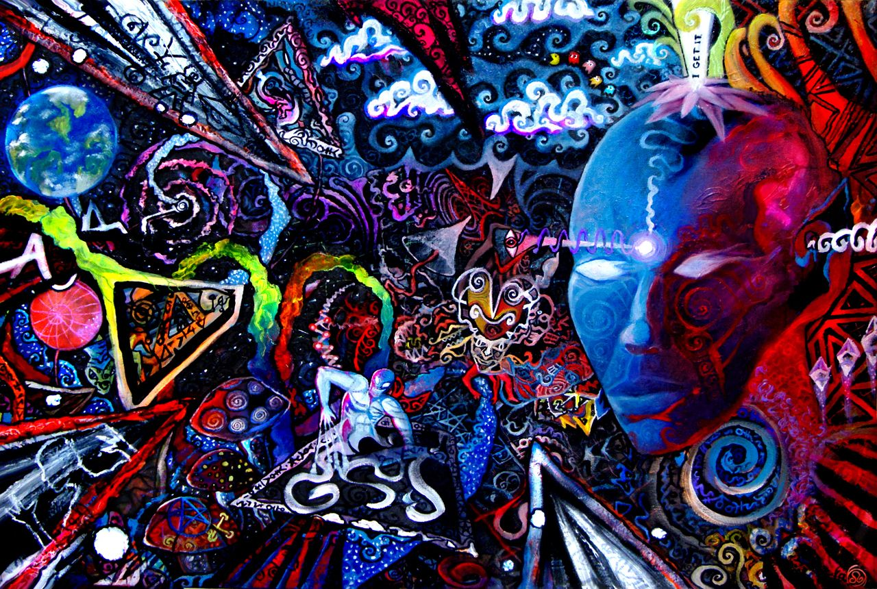 Dark Psychedelic Artists | www.pixshark.com - Images ...