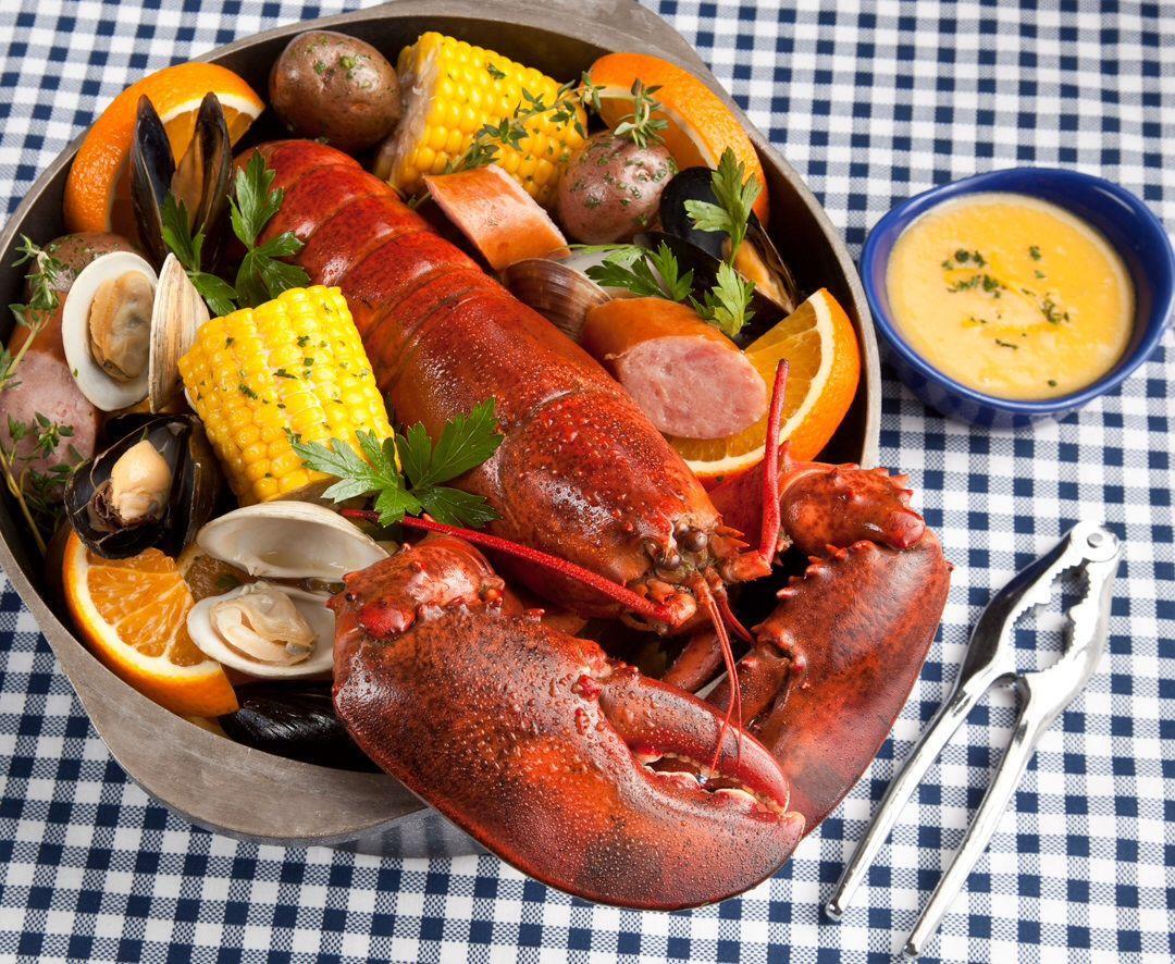 Lobster boil | Lobster Company | Pinterest