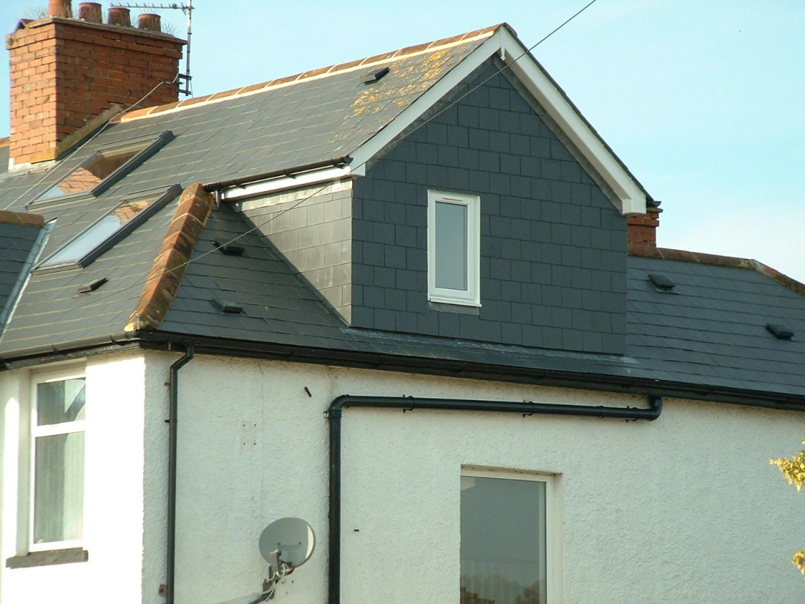 Pitched Roof Dormer By Attic Designs Ltd Barfield Loft