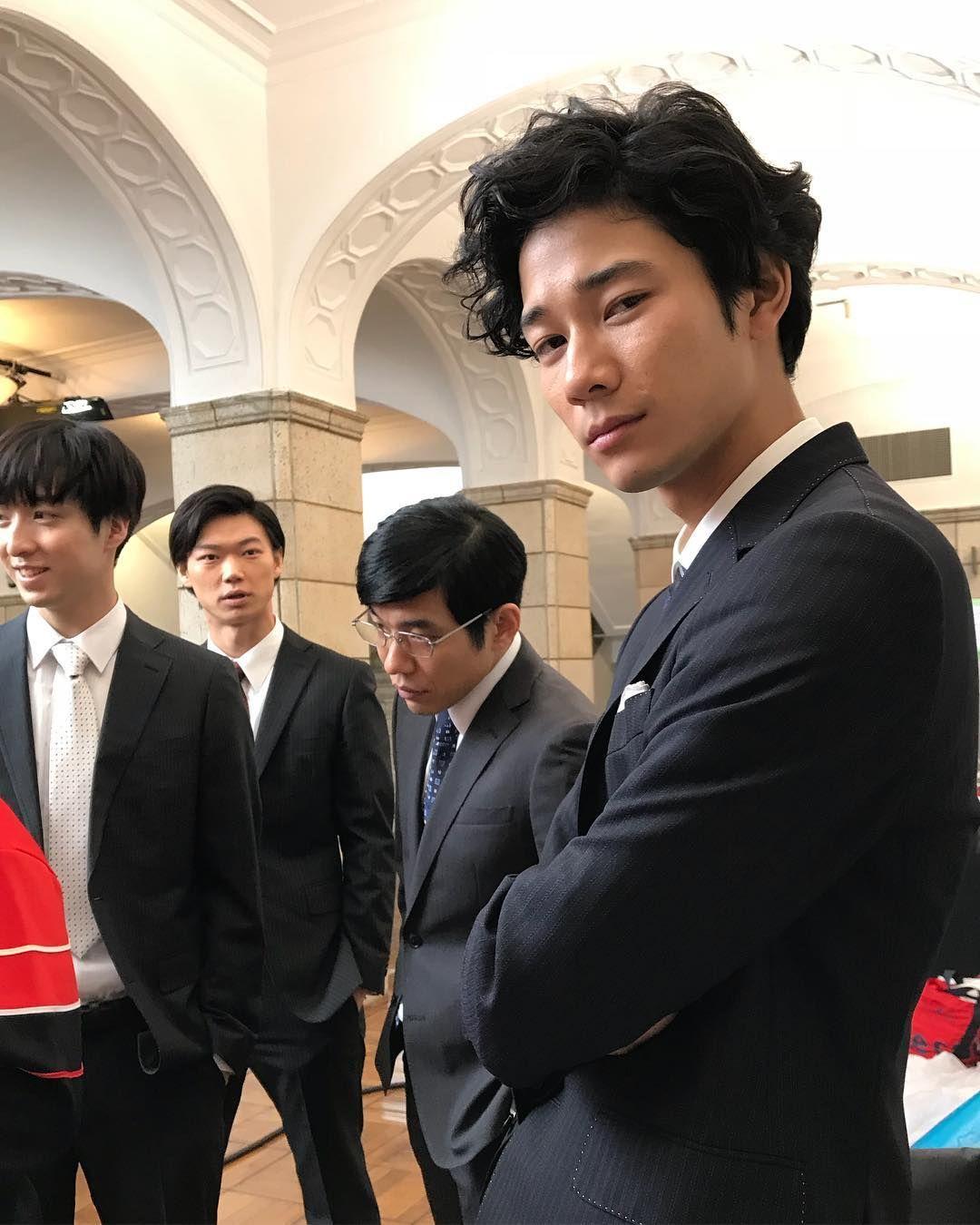 清原翔 ドラマ スーツ