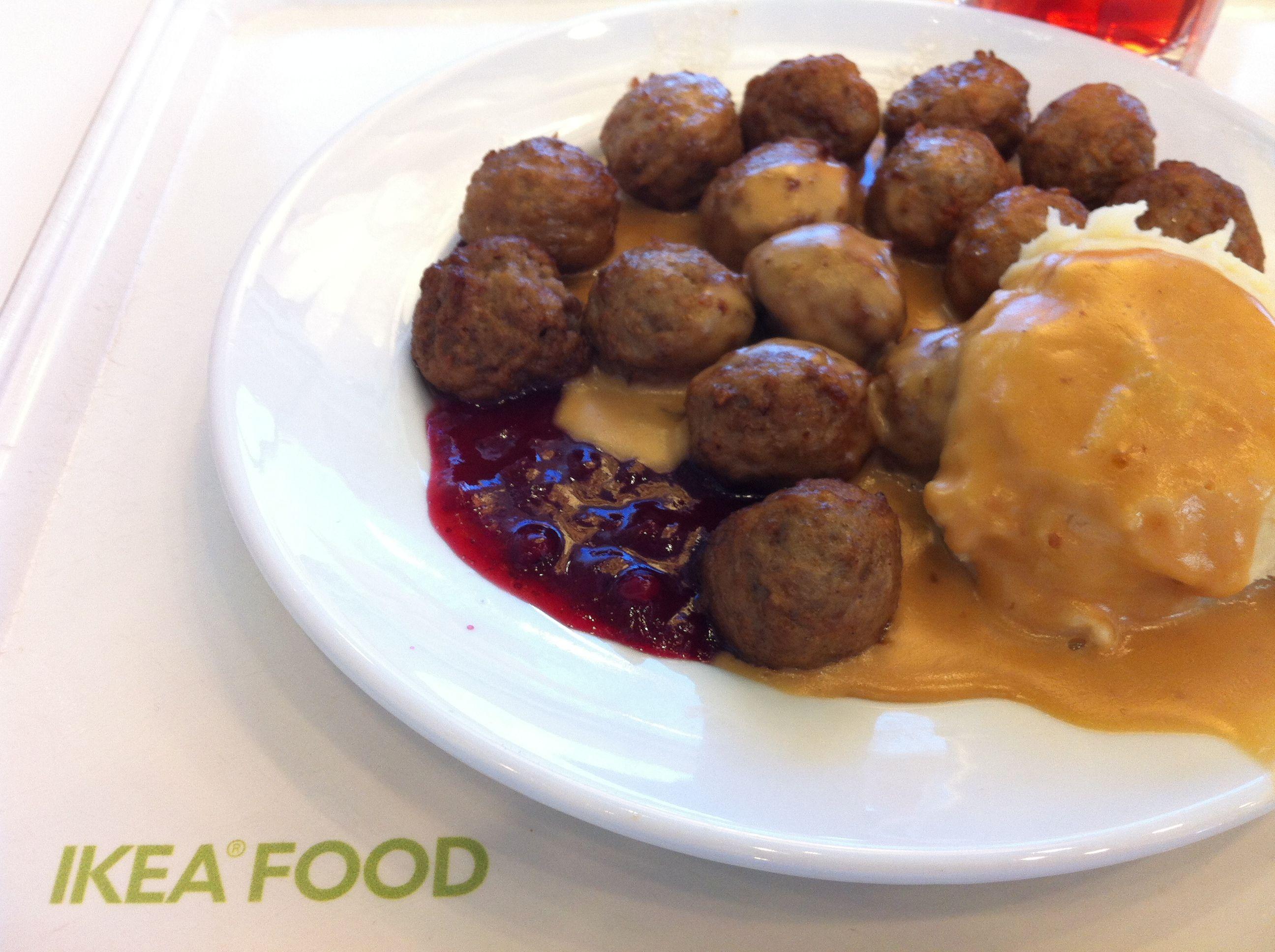 Ikea's Swedish Meatballs   Food   Pinterest