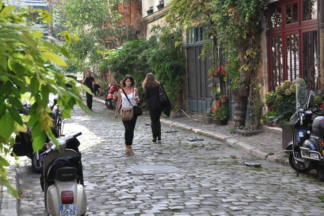 bastille area paris france