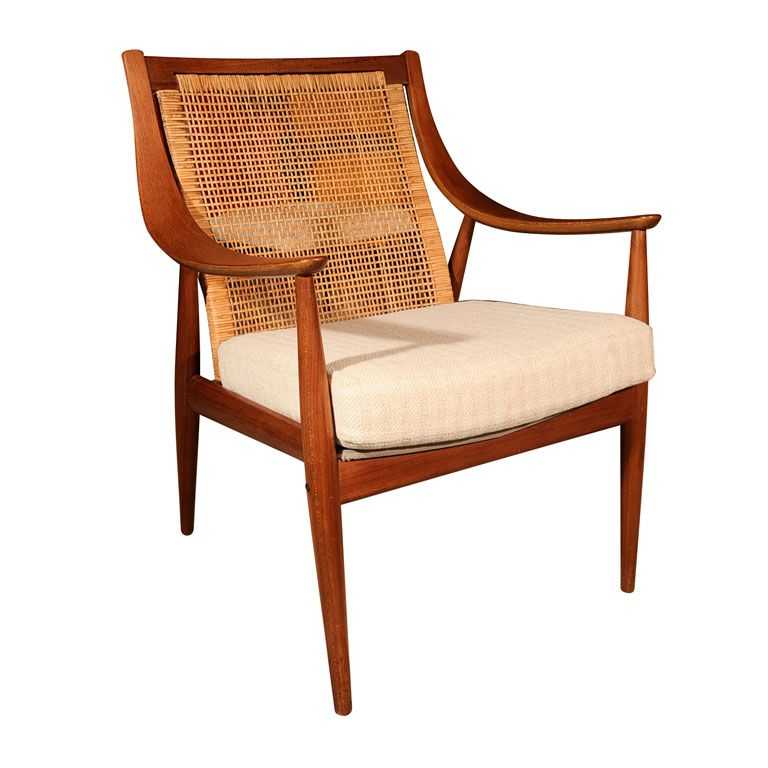 Comcane Chair Designs : Danish Modern Cane-backed Chair  Design & Decor  Pinterest
