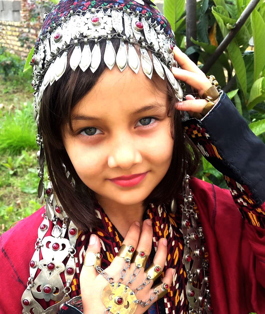 Волосат Туркменки