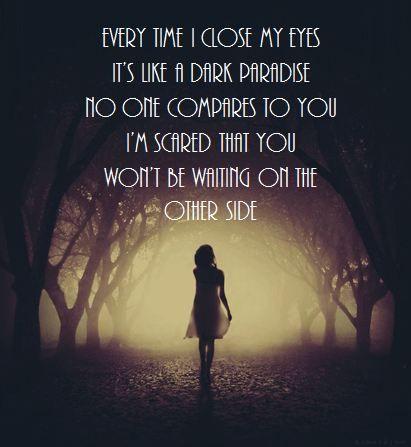 Dark Paradise Lana Del Rey Quotes Lyrics, Lana Del Rey -...