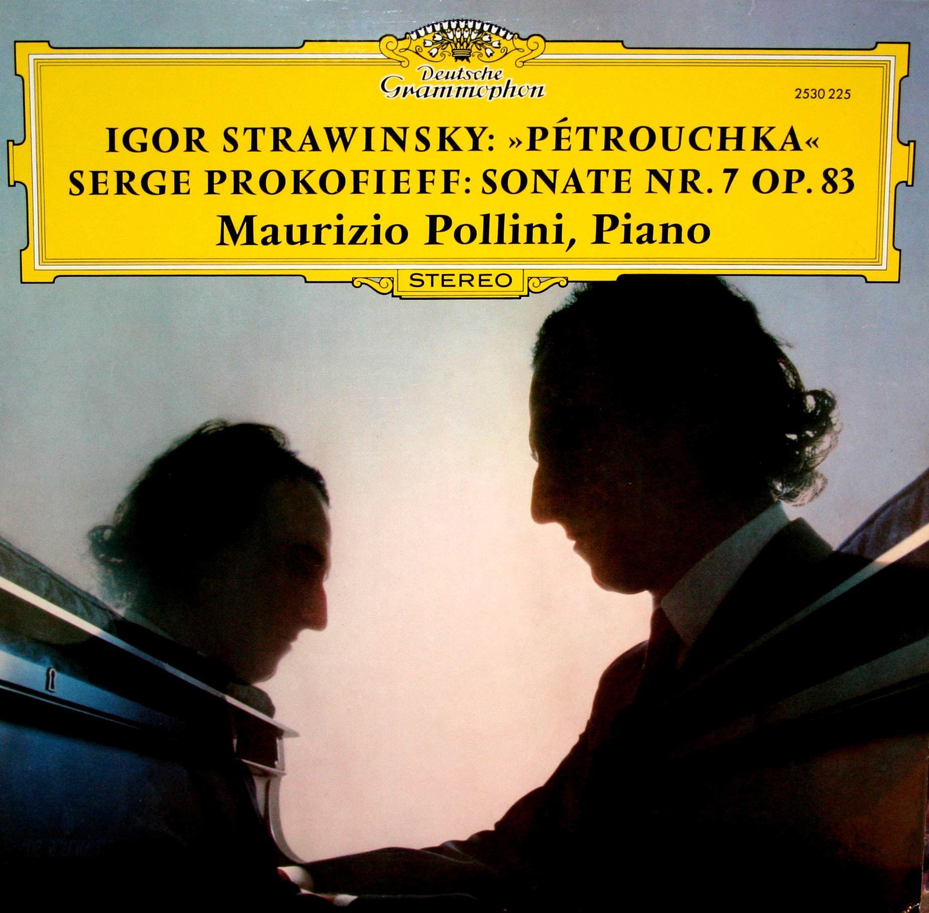Strawinsky Prokofieff Wolfgang Schneiderhan Violinkonzert in D Violinsonate Nr 2 Op 94