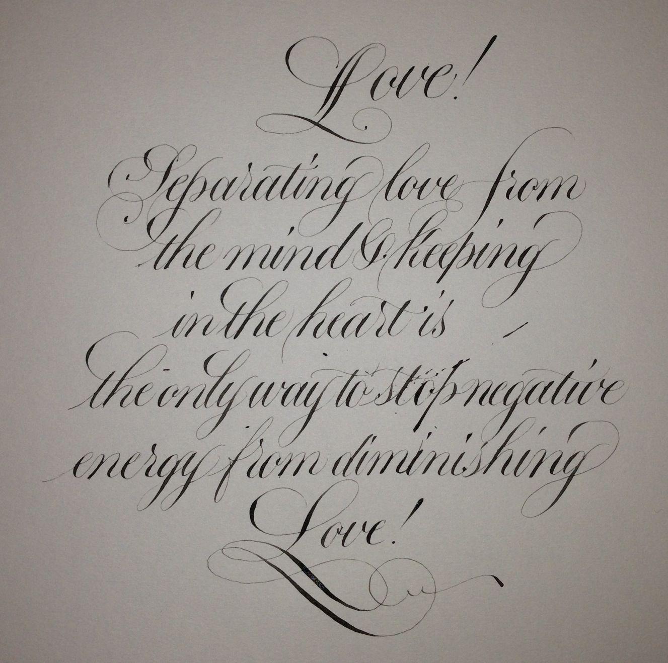 Copperplate script lettering fonts pinterest