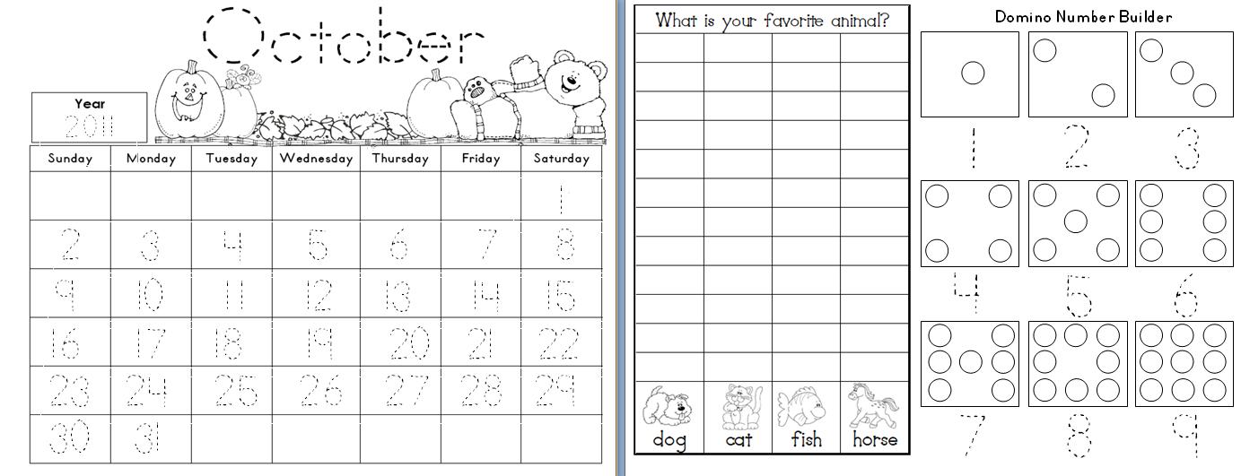 Kindergarten Printable Calendar kindergarten homework calendar – Calendar Templates for Kindergarten