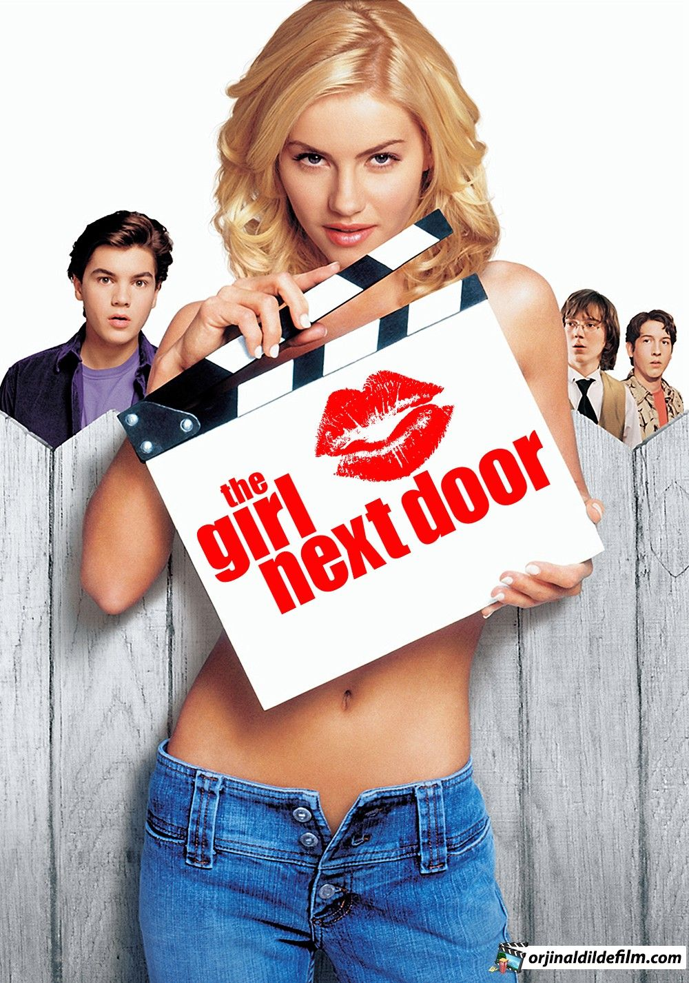 The Girl Next Door 2004 Unrated 720p BluRay