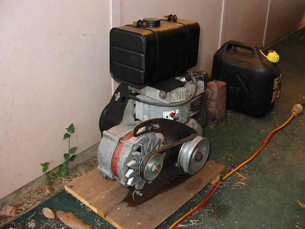 Как сделать самому генератор 220 вольт