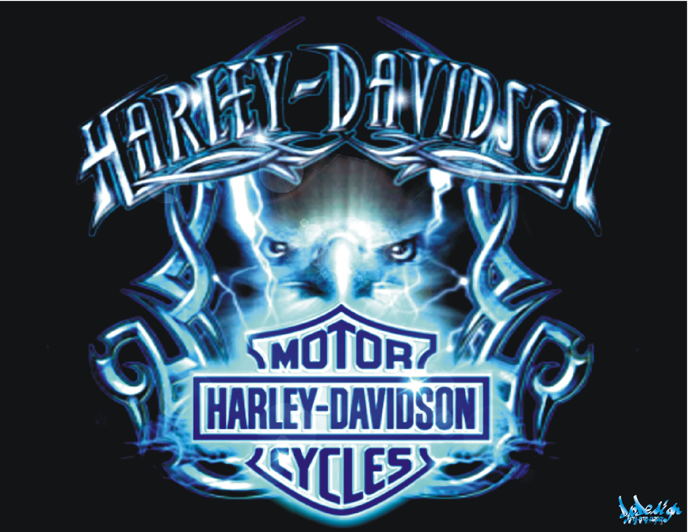 Harley Davidson Women Symbols