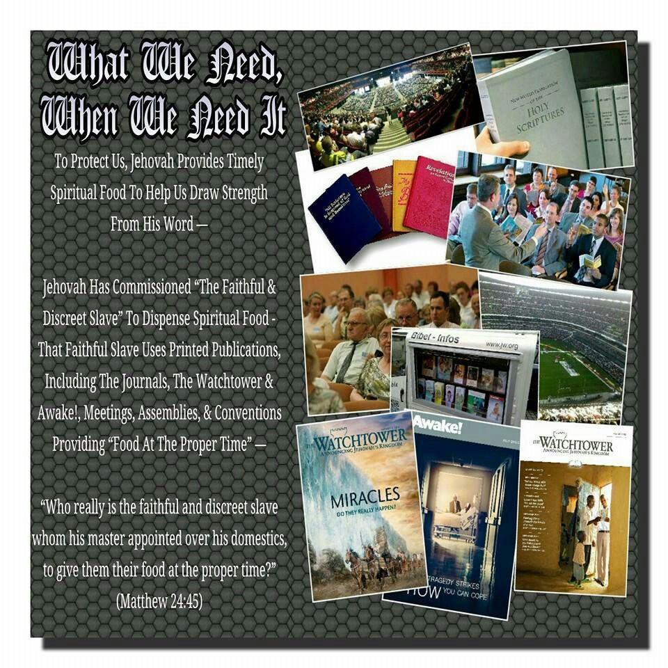 publications books jehovahs will faithful discreet slave