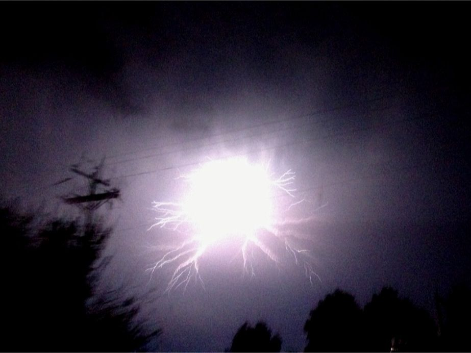 ball lightning - photo #11