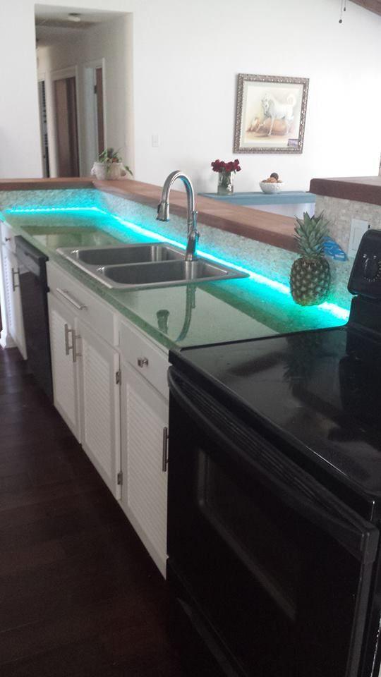 resin countertops for the home pinterest. Black Bedroom Furniture Sets. Home Design Ideas