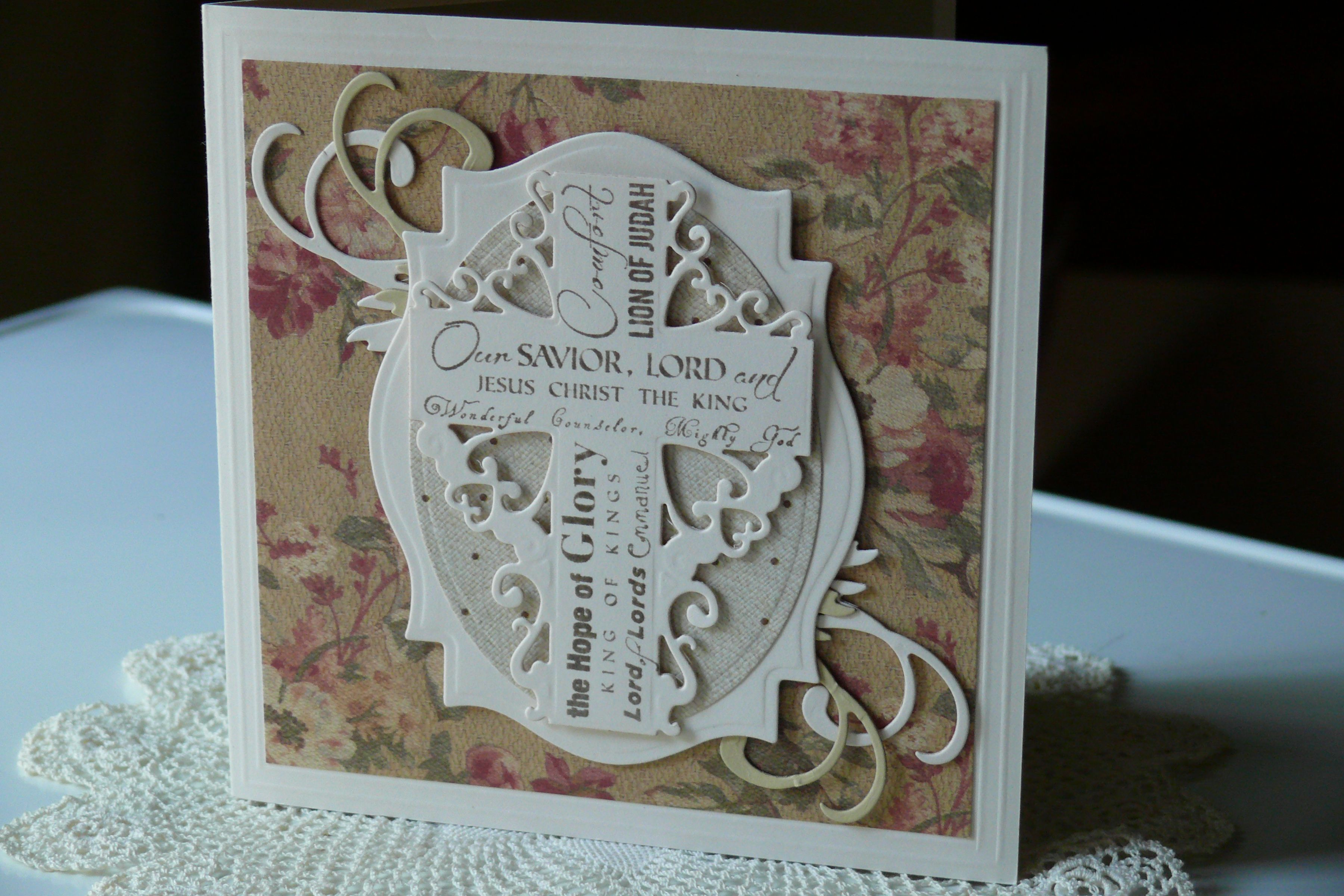 Hand made cards on pinterest just b cause for Handmade christmas cards pinterest
