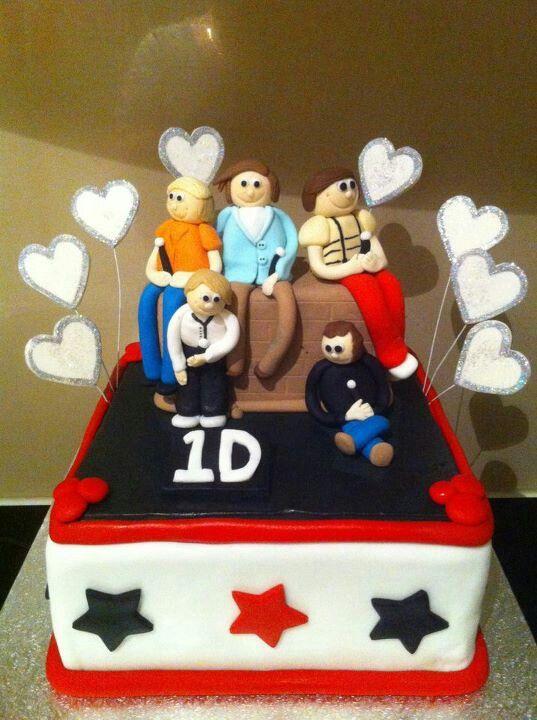 One Direction Birthday Cake Ideas