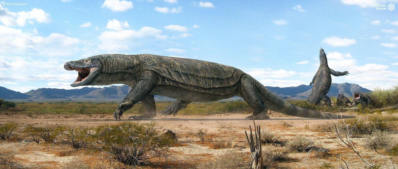 7 Criaturas fantásticas que existían de verdad