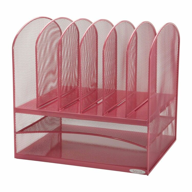 Pink desk organizer acess rios para decora o pinterest - Pink desk organizer ...