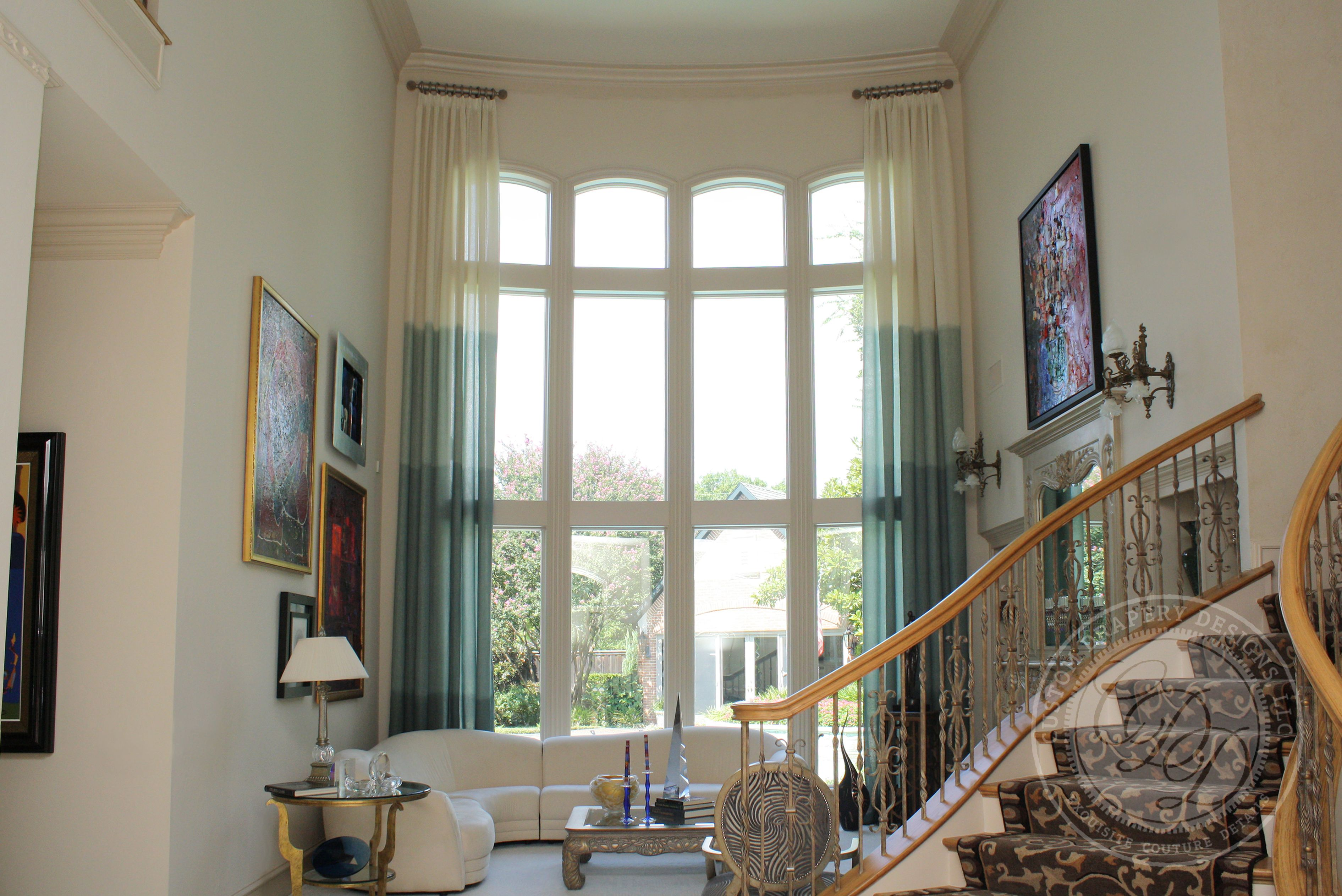 Custom Drapery Designs, LLC. - Drapery  window treatments  Pinterest