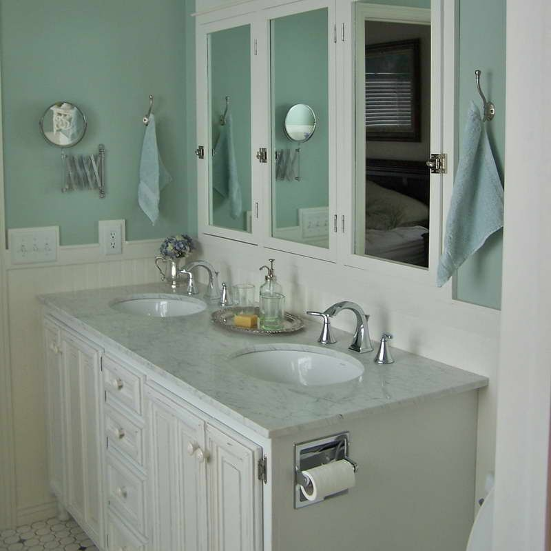Bathroom idea new home pinterest for Bathroom ideas com