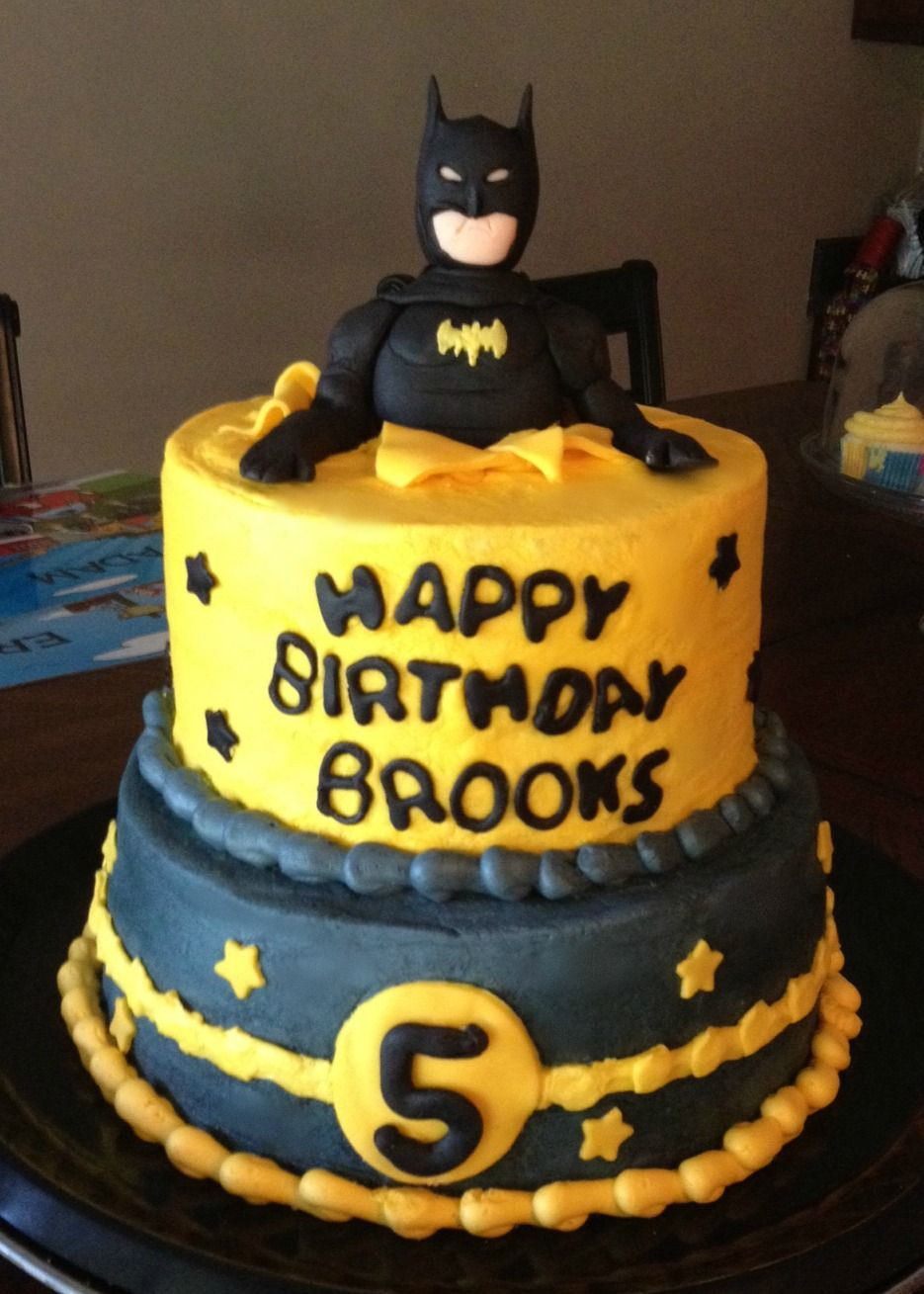 Cake Designs Batman : Batman Cake Birthday cake ideas Pinterest