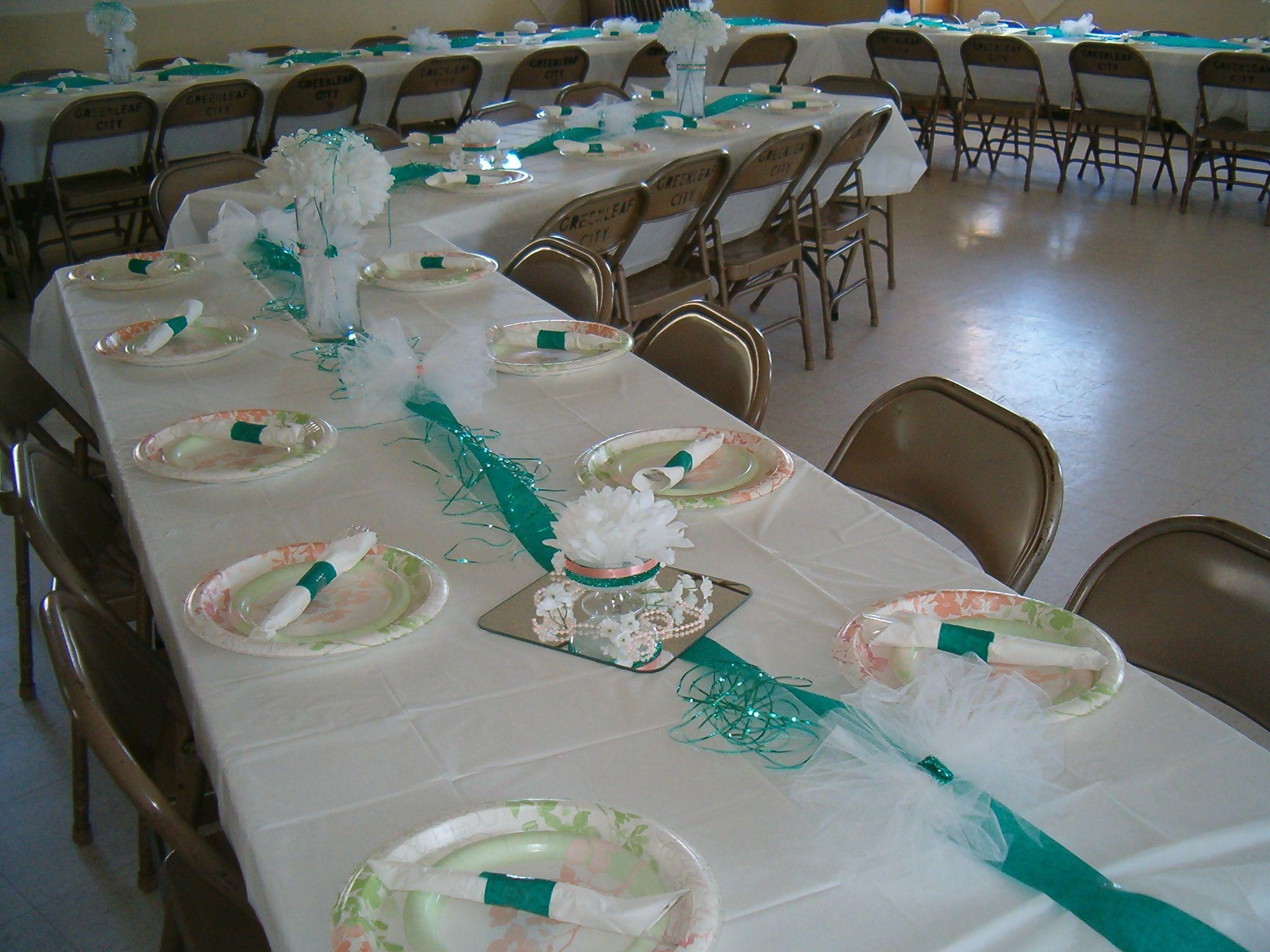 Rehearsal dinner decor da vine touches pinterest for Wedding dinner decoration ideas