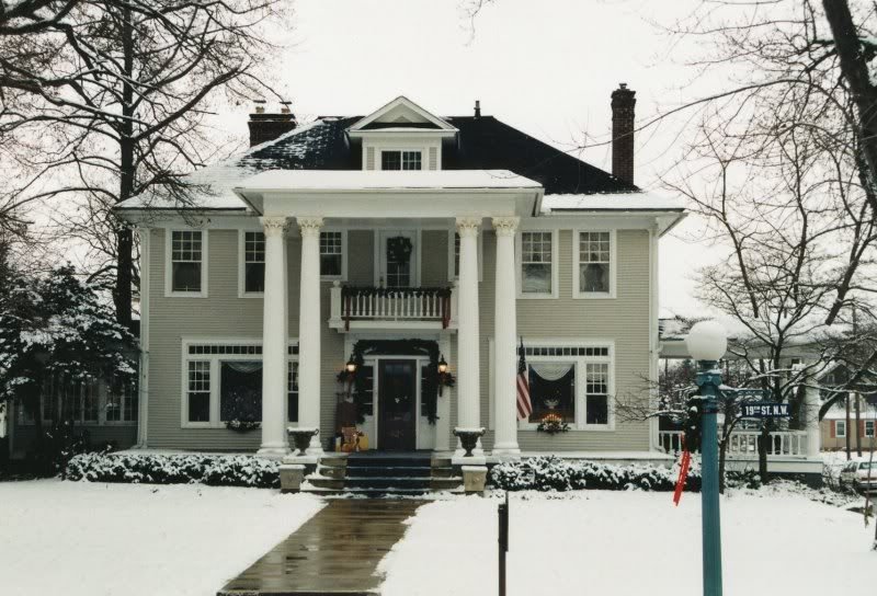 Hambleton house in canton ohio 28 images two story for Home builders canton ohio