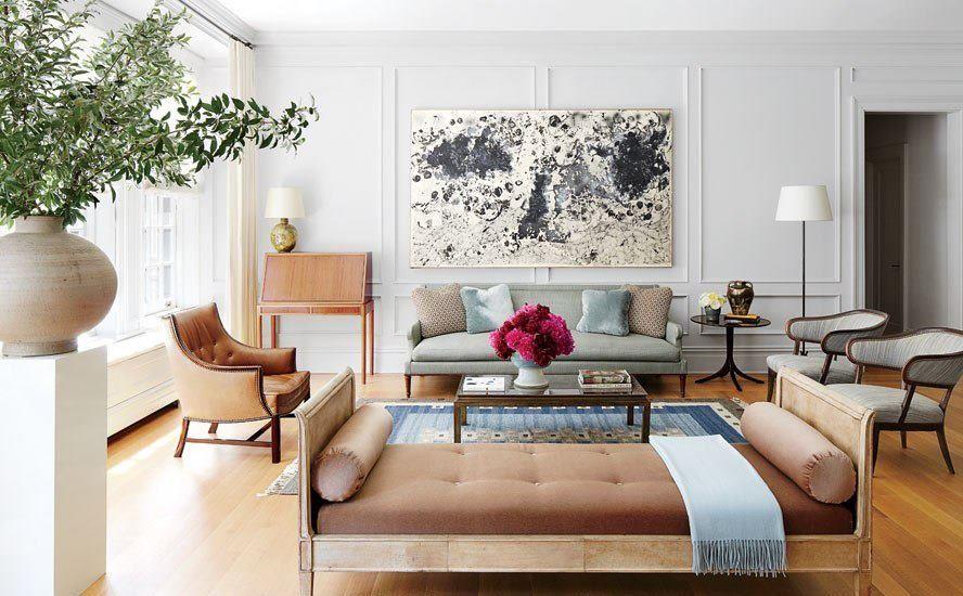 classic contemporary interior design definition