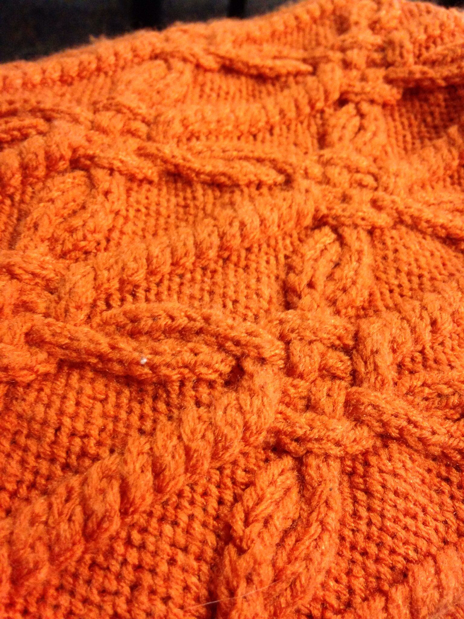 Knit cable stitch pinterest crafts