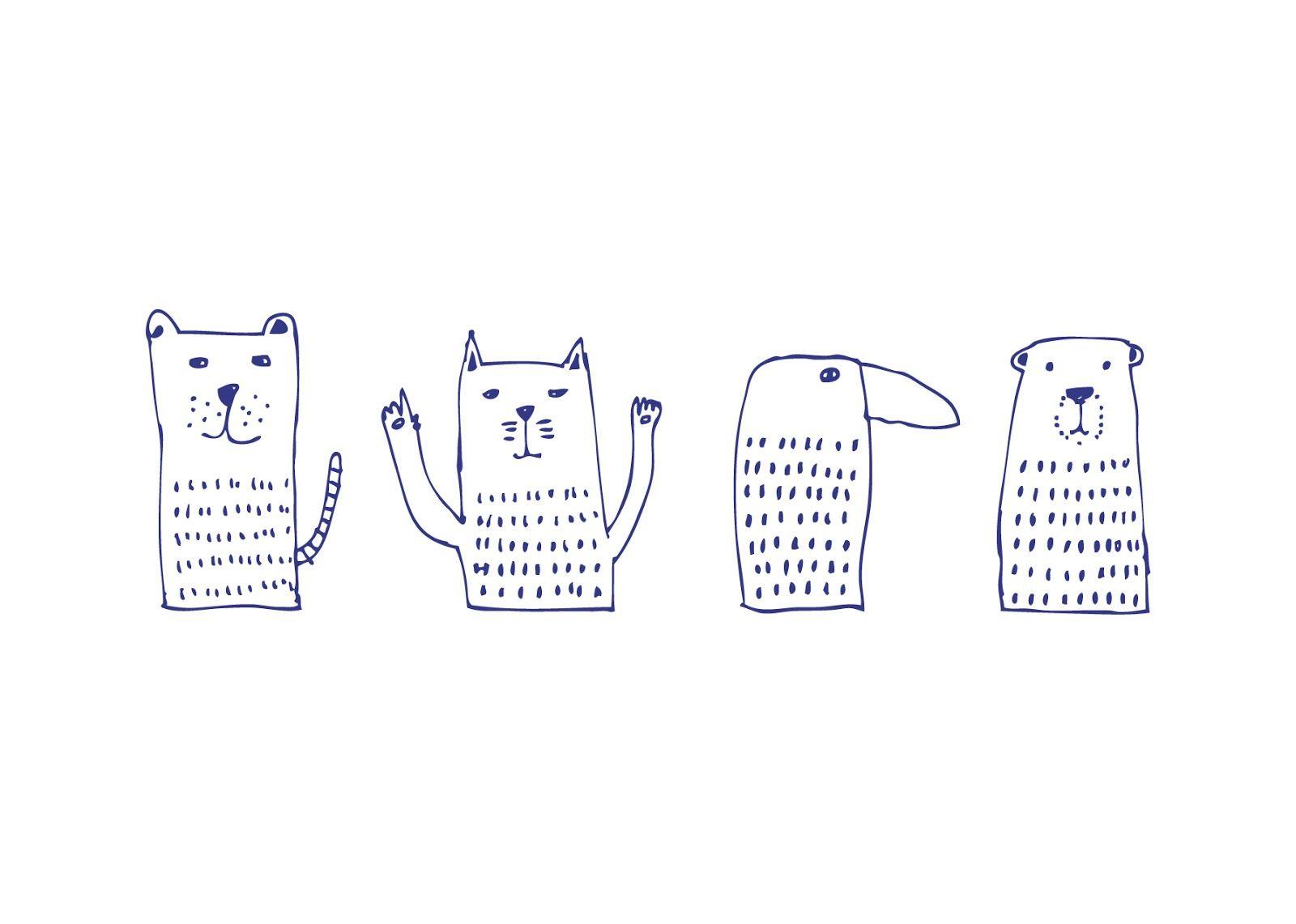 ピクトグラム 動物 フリー