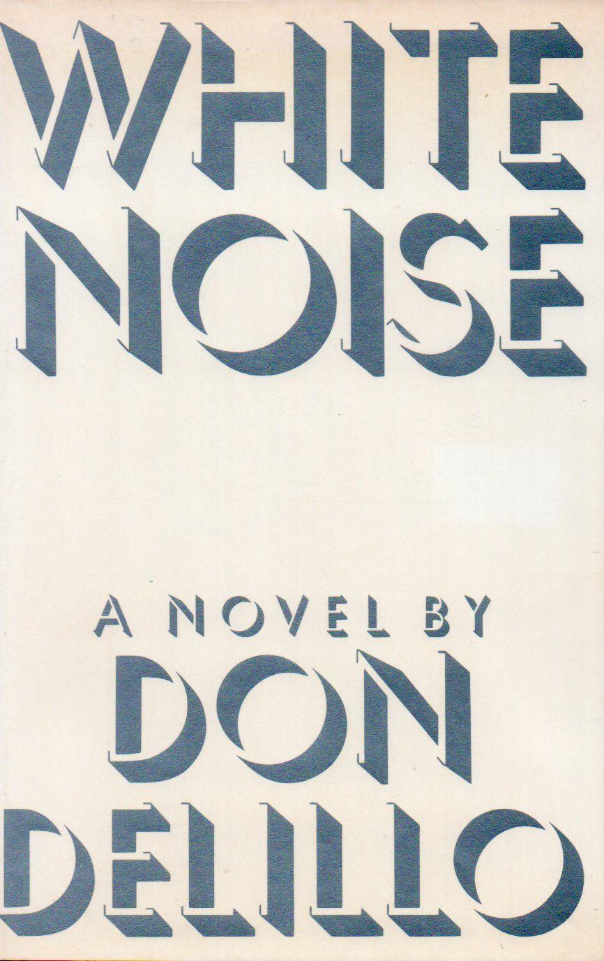 white noise essays death