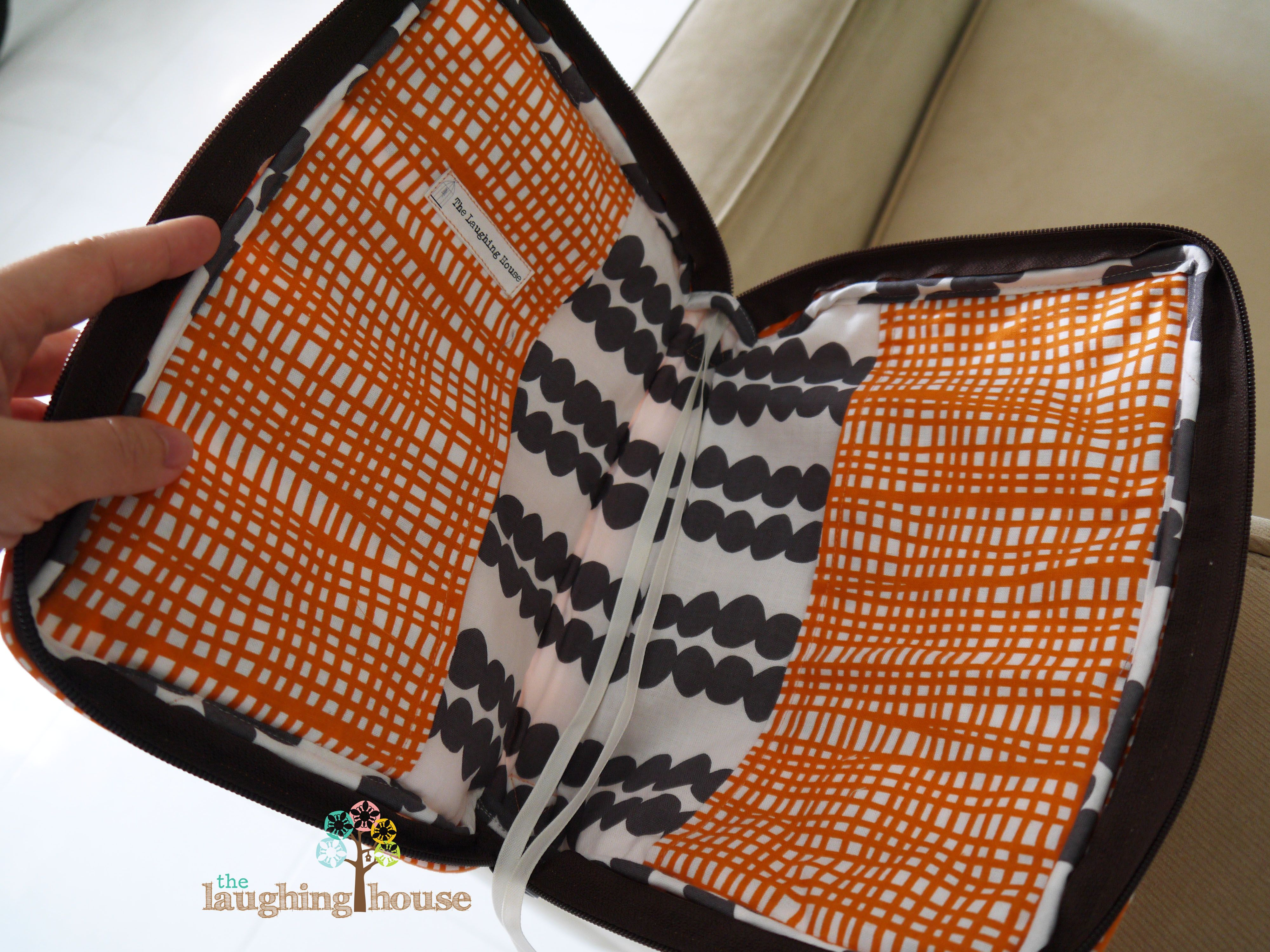 Pattern For Book Cover With Zipper ~ Zippered bible cover sew much fun pinterest
